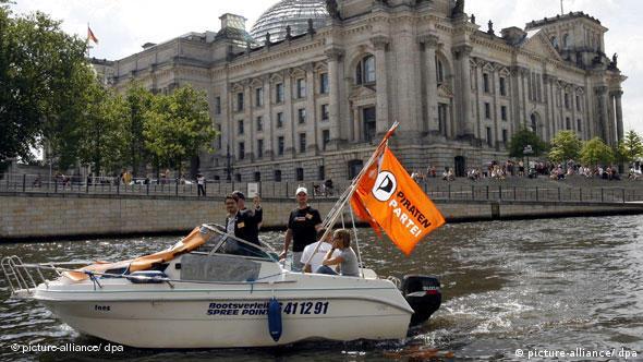 Bundestagswahlkampf 2009 Flash-Galerie