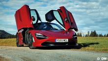 Mc Laren Roadtrip im 720S