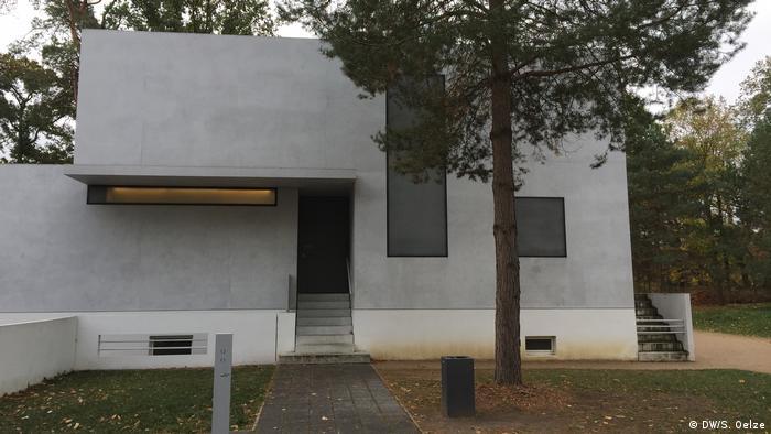 Meisterhaus von Walter Gropius (DW/S. Oelze)