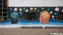 Mural in Bogotá