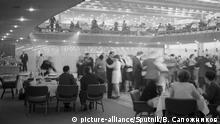 Sowjetunion Moskau Arbat Restaurant