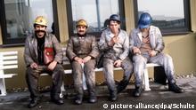 Türkische Bergarbeiter in Deutschland