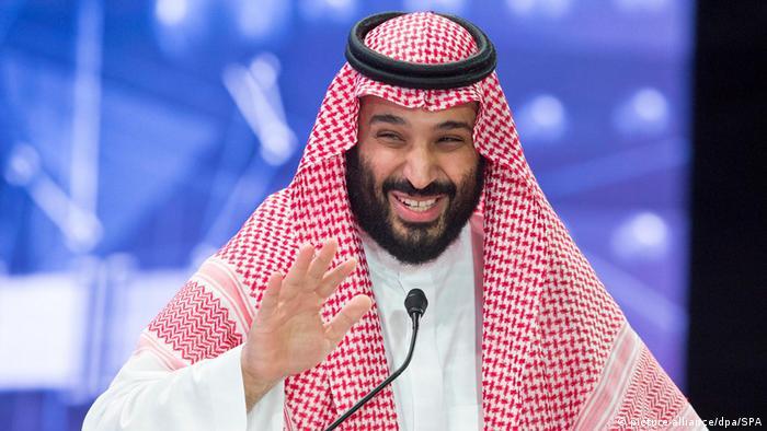 Наследный принц Саудовской Аравии Мохаммед бен Сальман