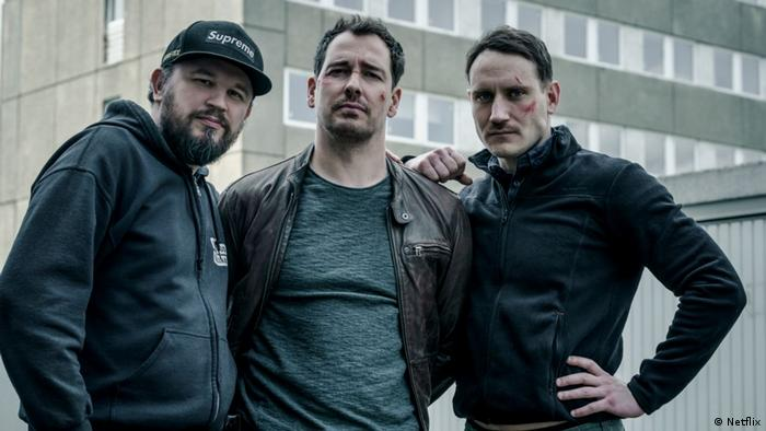 Dogs of Berlin′: Capital crime series debuts on Netflix