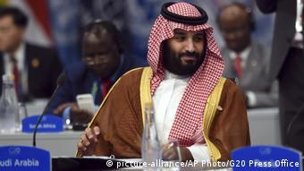 Saudi Arabia Mohammed bin Salman