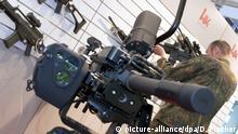 Deutschland Waffenproduktion & Waffenexport | Heckler & Koch - Messe Eurosatory in Paris