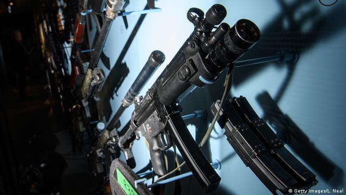 Пістолет-кулемет MP5 німецького виробника Heckler & Koch