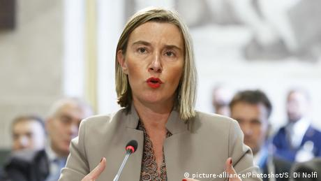 ЄС може ухвалити нові санкції щодо Росії протягом найближчих тижнів - Могеріні