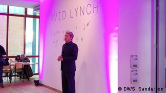 Bonnefantenmuseum Maastricht - Ausstellungseröffnung David Lynch   Stijn Huijs, Kurator