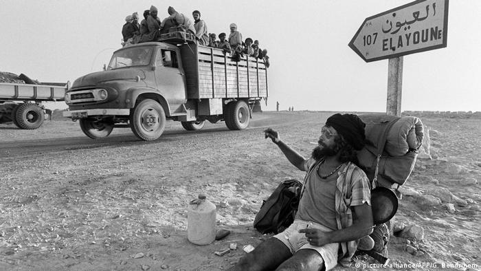 Marokko - Grüner Marsch 1975