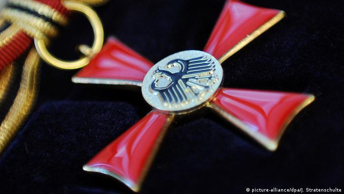 Орден За заслуги перед Федеративной Республикой Германия