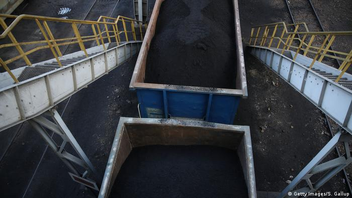Despite busy mines Poland still imports a lot of cheap coal to fire its power plants