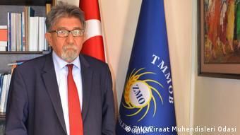 Türkei - Ziraat Muhendisleri Odasi - ZMO President Özden Güngör