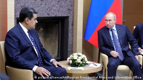 Tι διακυβεύεται για τη Ρωσία στη Βενεζουέλα