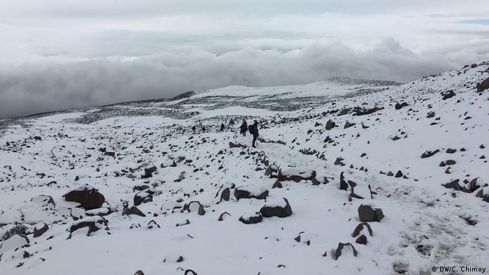 Ecuador Alexander von Humboldt: Vulkan Chimborazo