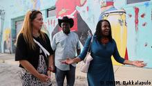 Little Haiti in Miami Herbst 2018