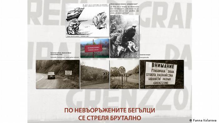 Buch Schicksale von DDR Flüchtlingen Buchautorin Fanna Kolarova