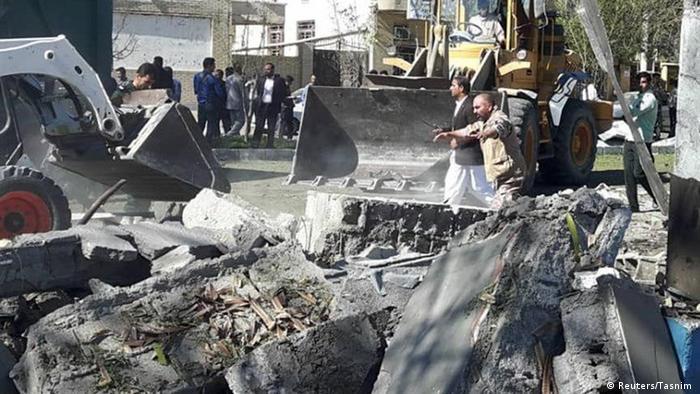 Iran Anschlag in Chabahar (Reuters/Tasnim )