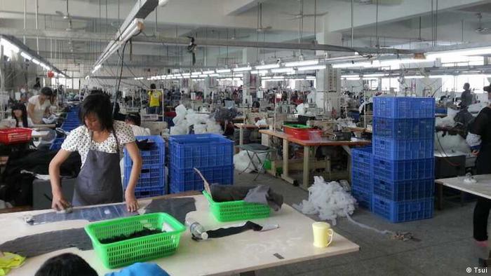 China Unternehmer Tsui Fabrik (Tsui)