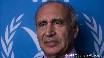 The WFP's Adnan Khan