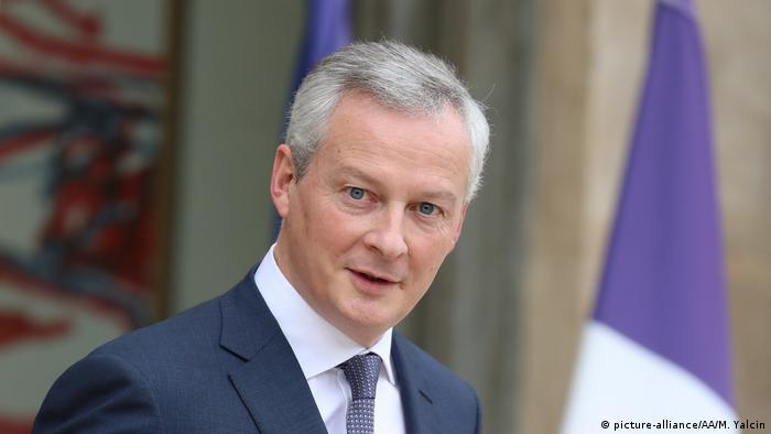Bruno Le Maire (picture-alliance/AA/M. Yalcin)