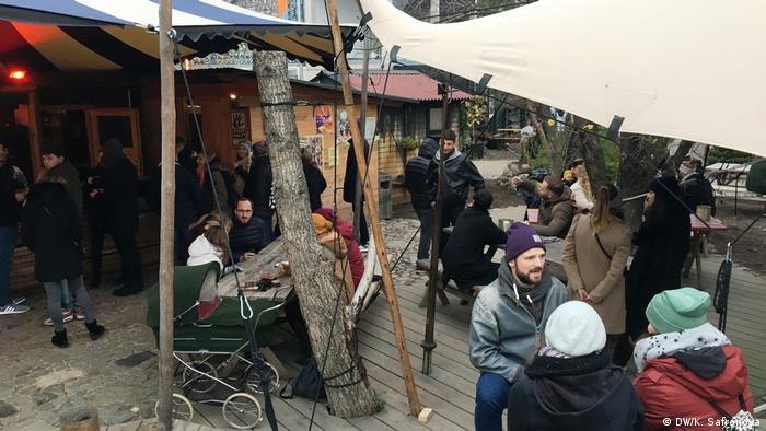 Деревянный рынок Хольцмаркт