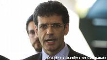 Brasilien Marcelo Alvaro Antonio Minister für Tourismus