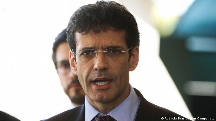 O ministro do Turismo, Marcelo Álvaro Antônio,
