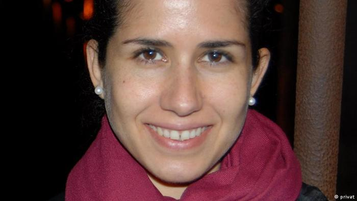 Ana Solíz de Stange, economista y politóloga e investigadora de la Universidad Helmut Schmidt de la Bundeswehr.