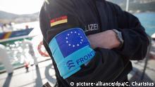 Symbolbild Frontex