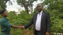Mosambik Maputo Politiker Elias Dhlakama