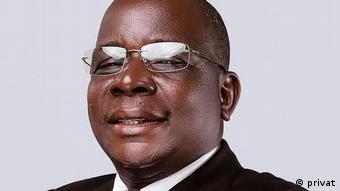 Mosambik Maputo Politiker Elias Dhlakama (privat)