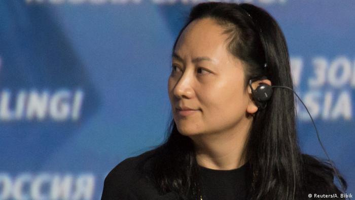 Meng Wanzhou Huawei Finanzchefin