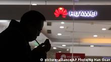 China Huawei Filiale in Beijing