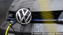 Deutschland Elektro-VW