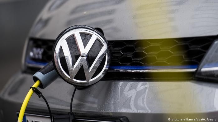 Elektro-VW koji se puni