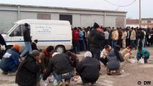 Flüchtlingslager in Calais