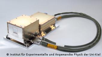 Deutsches Forschungsgerät auf chinesischer Mondsonde | Lunar Lander Neutron Dosimetry (Institut für Experimentelle und Angewandte Physik der Uni-Kiel)
