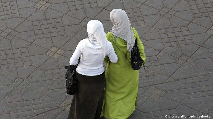 Eine Stimme gegen häusliche Gewalt in Marokko