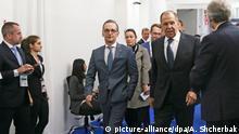 Italien Maas schlägt Ausweitung der OSZE-Mission im Ukraine-Konflikt vor