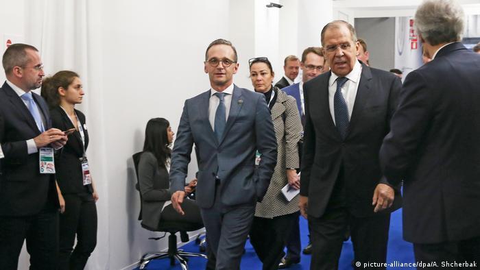 Маас у Мілані запропонував розширити мандат місії ОБСЄ в Україні