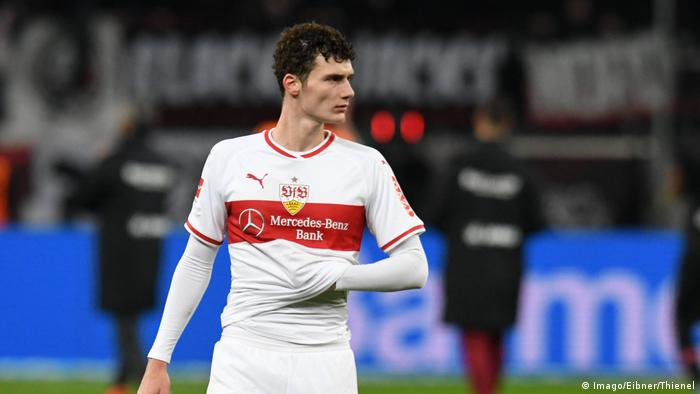 Benjamin Pavard will join Bayern Munich at the end of the season