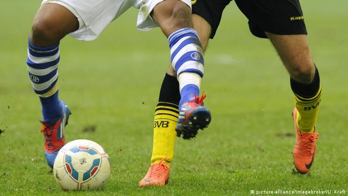 Bundesliga FC Schalke 04 - Borussia Dortmund