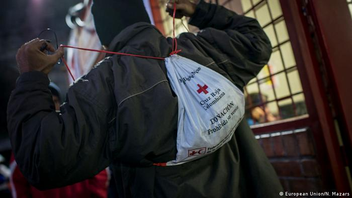 Red Cross Engagement in Venezuela