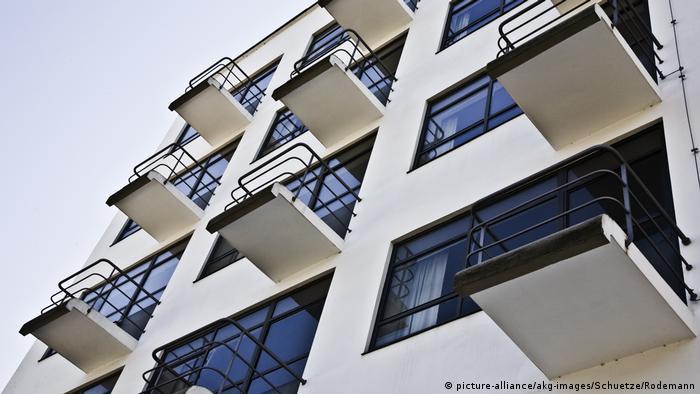 Deutschland Dessau Bauhaus Atelierhaus Prellerbau