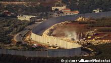 Grenze Israel - Libanon