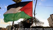 Gazastreifen Protest gegen US-Entwurf bei den UN gegen Hamas
