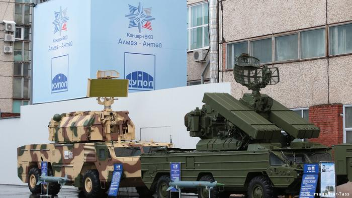 Russland Almas-Antei, Waffenproduzent (Imago/Itar-Tass)
