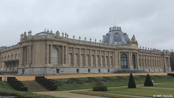 Königliches Museum für Zentralafrika in Tervuren (DW/T. Schultz)