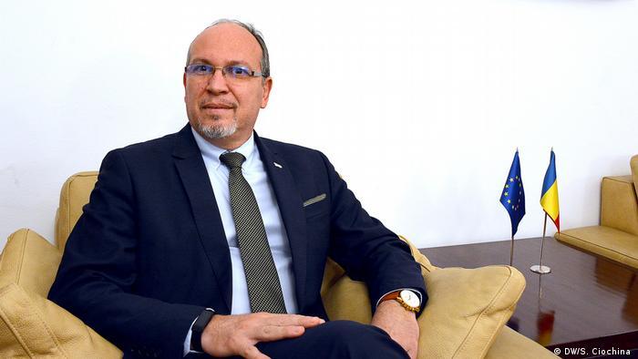 E.S ambasadorul României în Republica Moldova, Daniel Ioniță